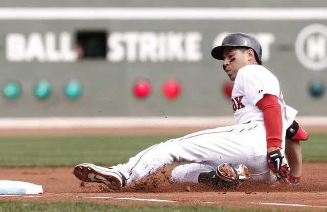 spt ap Red Sox Ellsbury