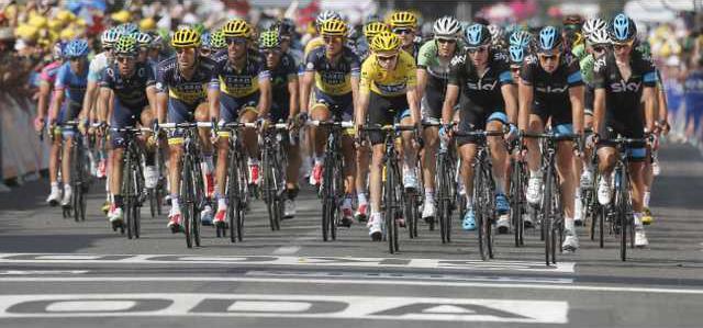 spt ap Tour de France