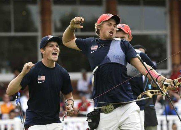 spt ap USA archery
