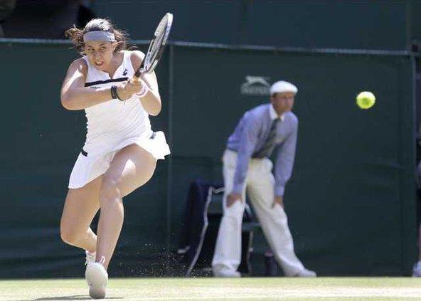 spt ap Wimbledon Bartoli