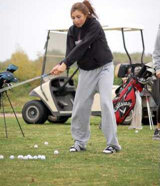 spt kp GBHS Golf Cape