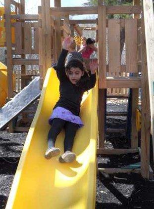 zoo playground equip