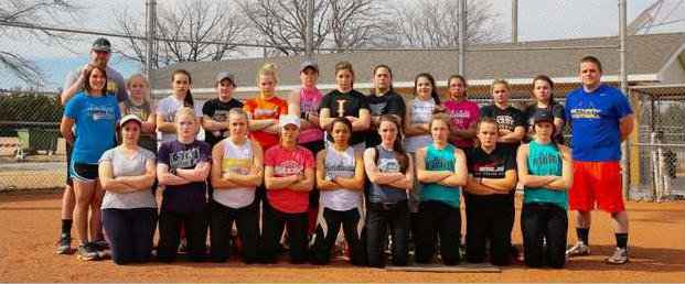 LHS Softball Team