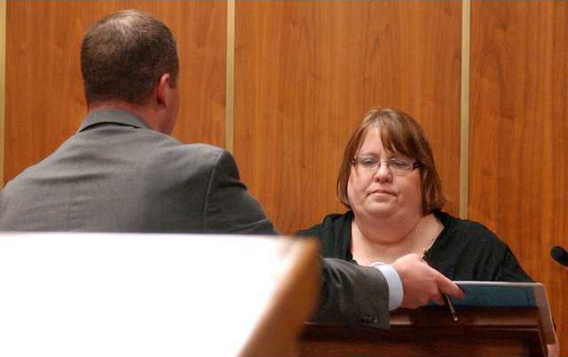 alicias  mom testifying