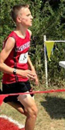 great bend junior high runner