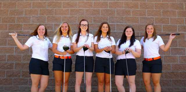 larned golf team
