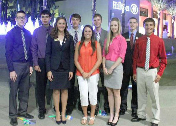 new deh fbla pic group