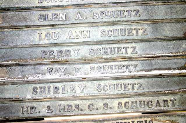 new deh gbhs name plates pic