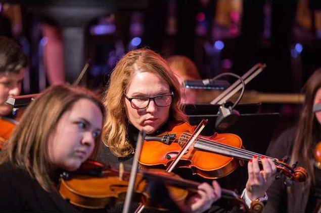 new slt orchestra