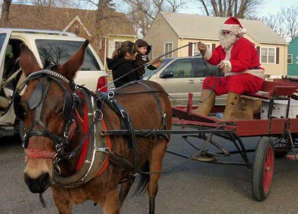 new slt santa mule