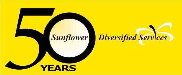 new slt sunflower logo