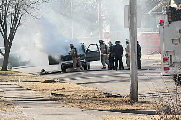 new vlc car fire pic use web