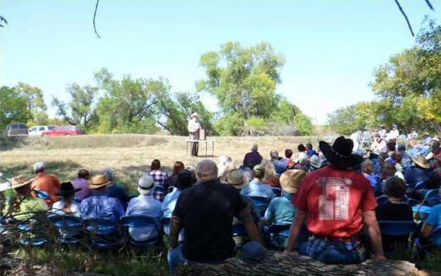 paw jm Rendezvous 2012 at village site