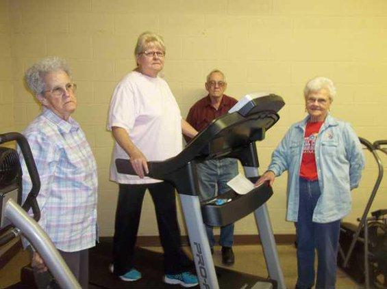 paw jm treadmill