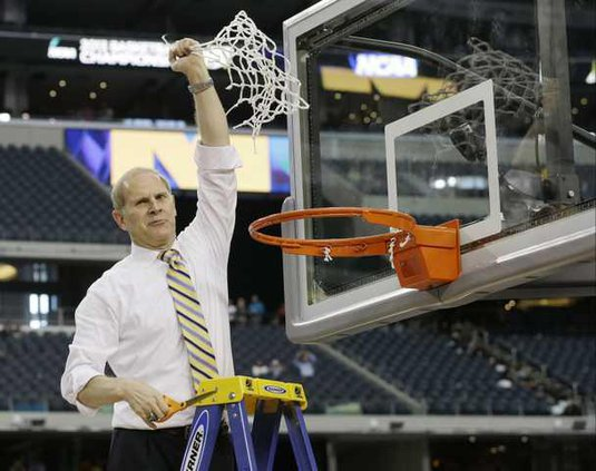 spt ap Michigan coach