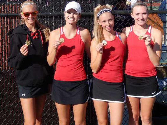 spt kp GBHS tennis at state