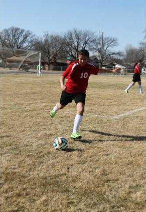 GBMS soccer yulisa valdez