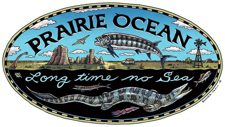 Prairie Ocean, Long Time No Sea by Curt Clonts