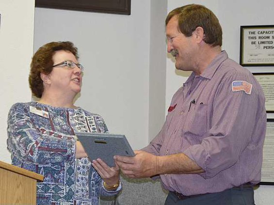new deh county commission award presention pic