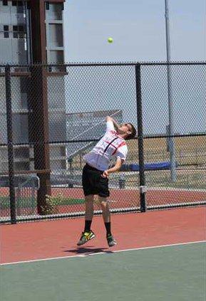 spt CP GBHS tennis Harris