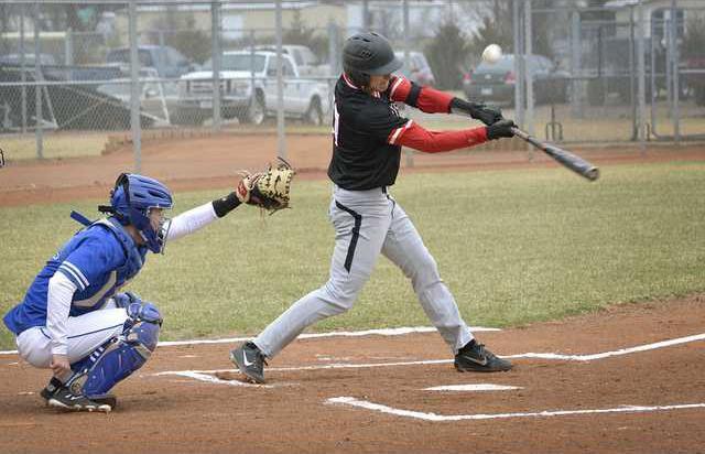 spt deh gbhs baseball 27 foul tip