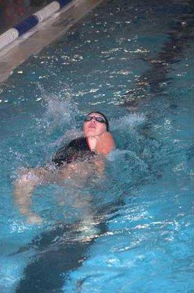 spt kp GBHS swim Williams