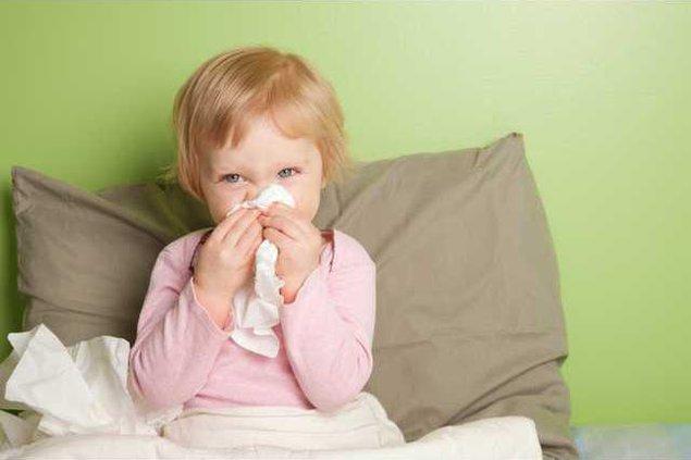 children flu deaths