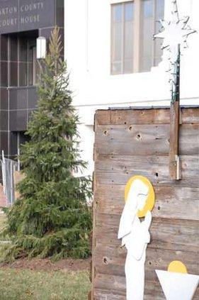 new deh mayors christmas tree pic