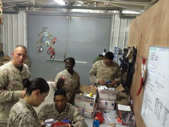 new deh miltary moms care package pic 1