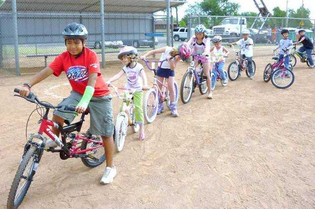 new slt bike safety alejandro and rachel