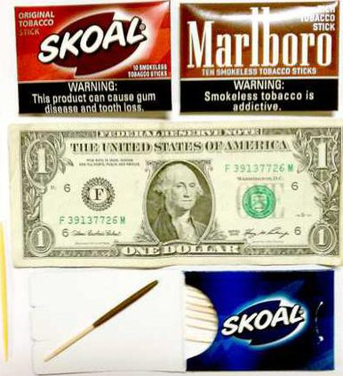 new slt tobacco sticks