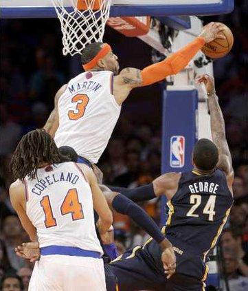spt ap Knicks Martin