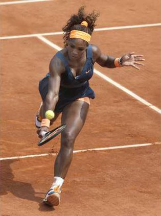 spt ap Williams French Open