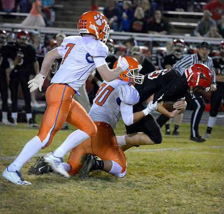 7-80 tackle otis bison