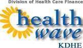 new deh healthwave logo