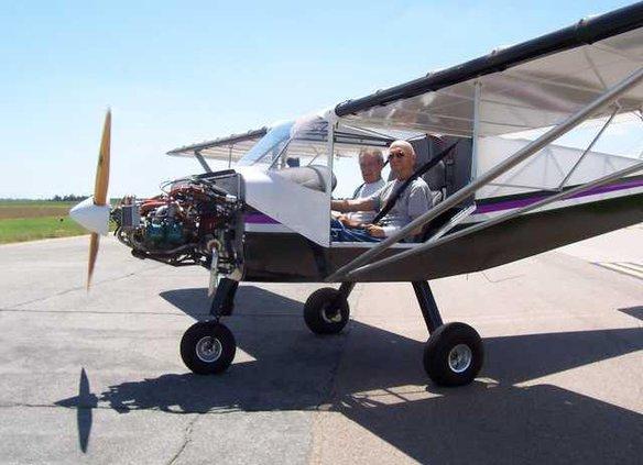new deh kit plane pic