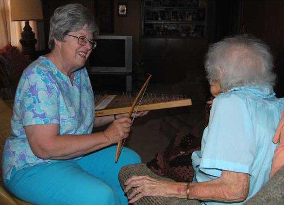 new slt hospice training