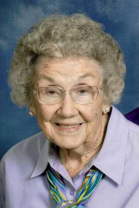 obit re Mary Brown 1