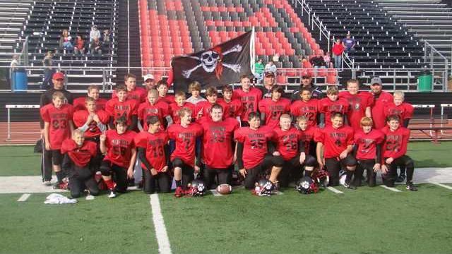 spt CP 7th Grade Champions