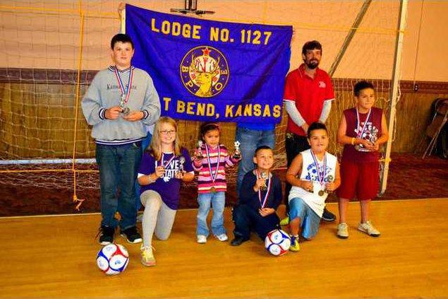 spt CP Kansas Elks West District Soccer Shoot