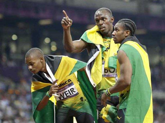 spt ap Jamaica Bolt