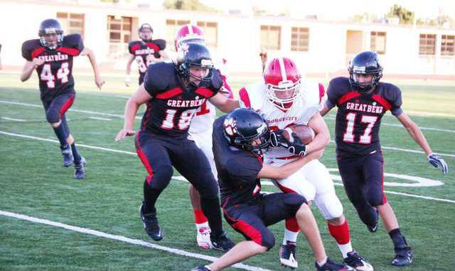 spt deh JV tackle