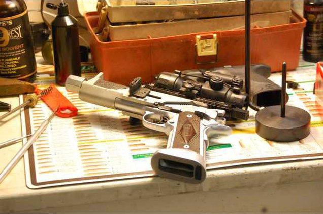 spt kp Beckwiths guns