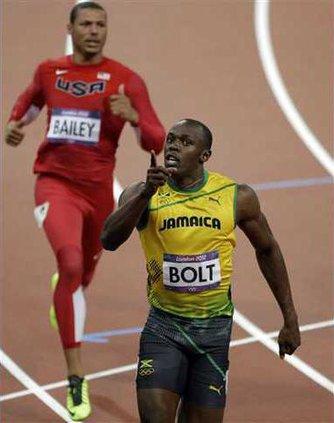 Bolt 100 dash