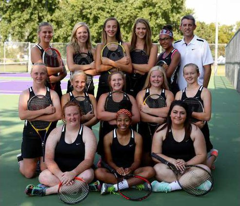 LHS Tennis Team1