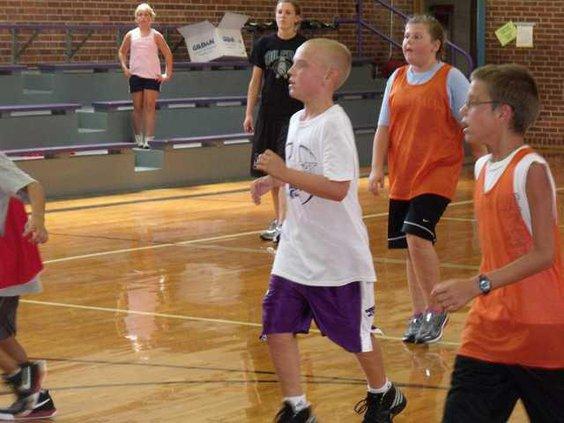 cla kl basketball use