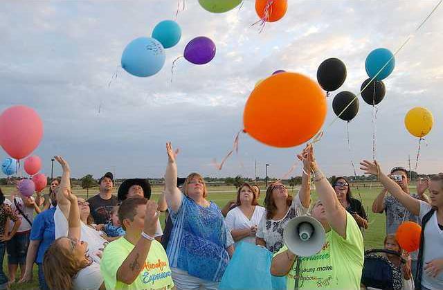 new deh debolt balloon launch main