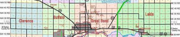 new deh reappraisal map