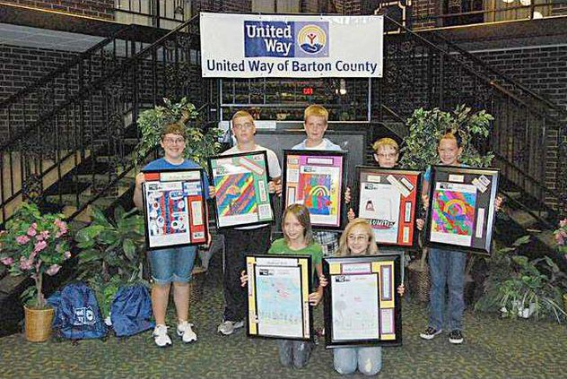 new united way Poster Winners pictureweb