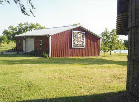 new vlc barn quilt 1 Pat Mitchell El Dorado001